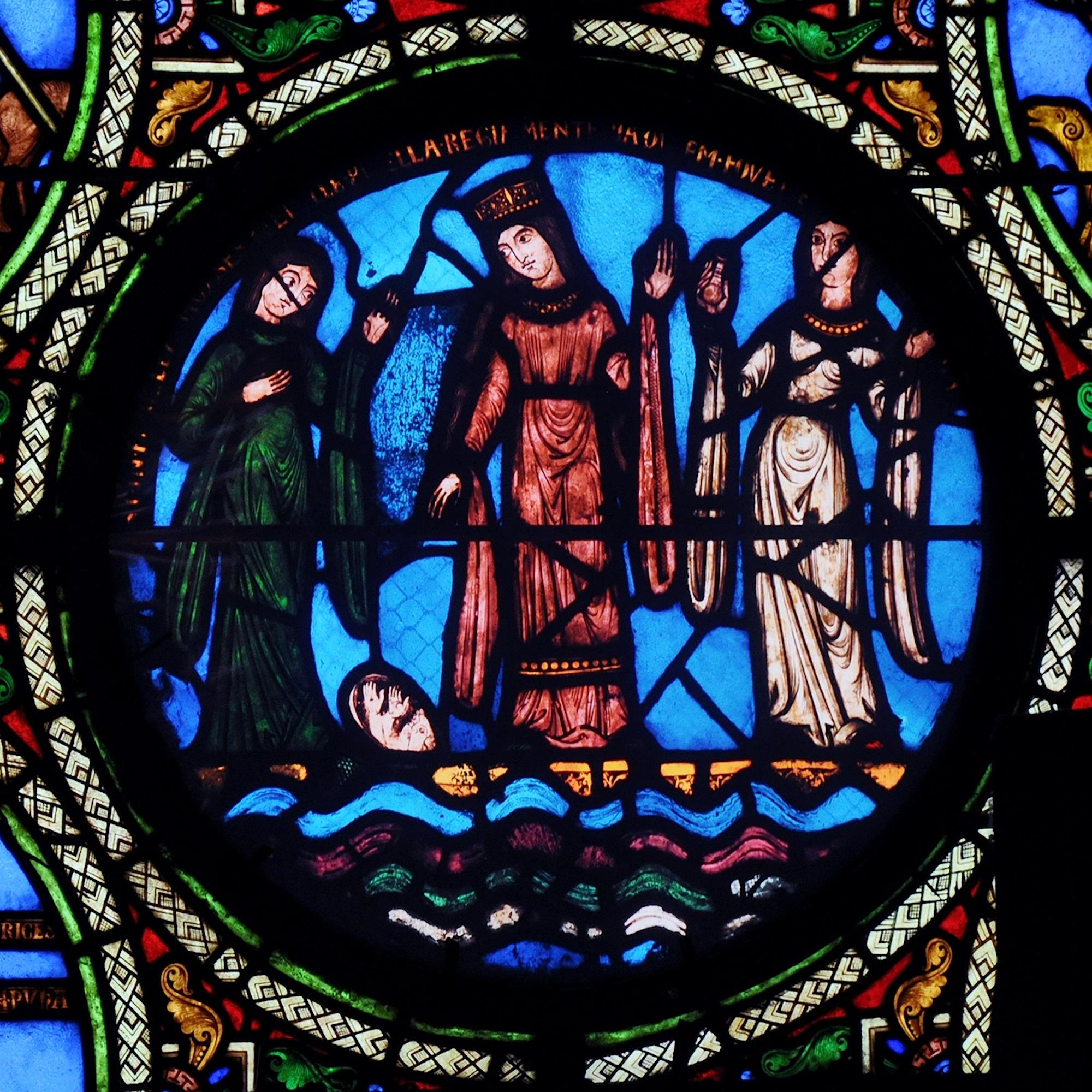 Франция париж кафедральный собор сен