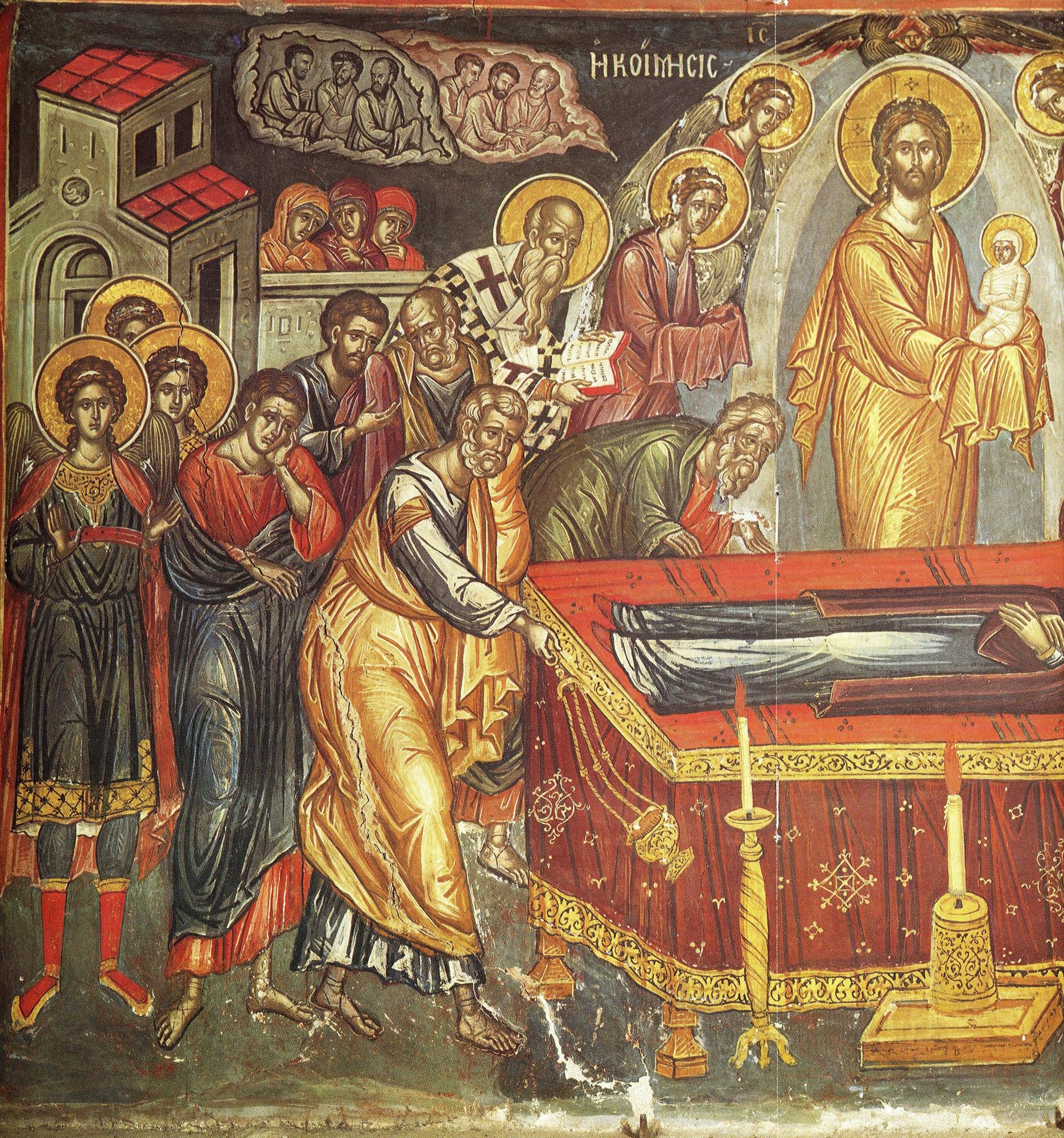 успение пресвятой богородицы греческая картинки изменами связаны наши
