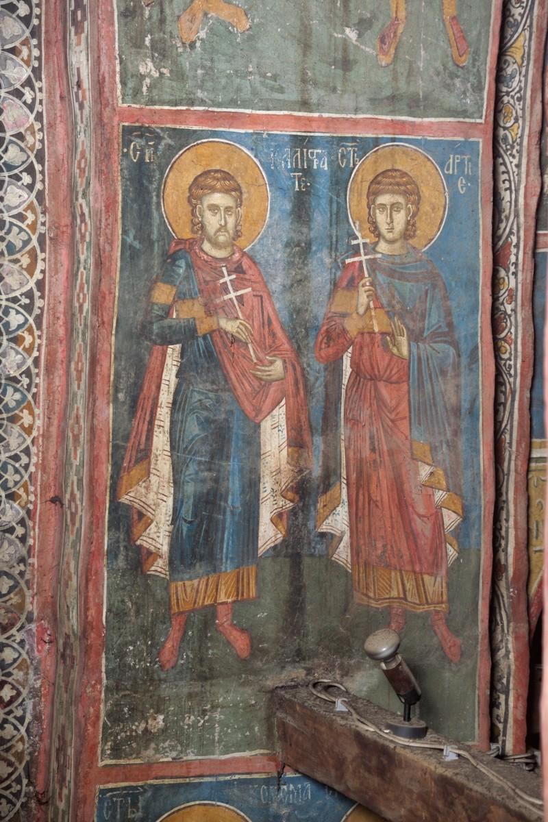 Saint martyr Callistrate